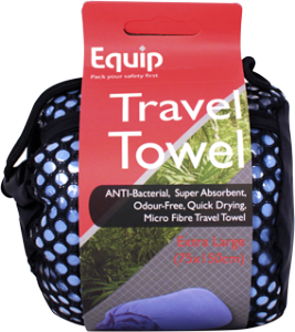 Equip Travel towel XL